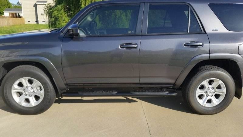 Pictures Of 4runners With Grill Bars   Autos Post