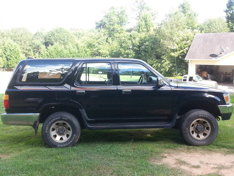 1994 automatic 4x4 toyota 4runner forum. Black Bedroom Furniture Sets. Home Design Ideas