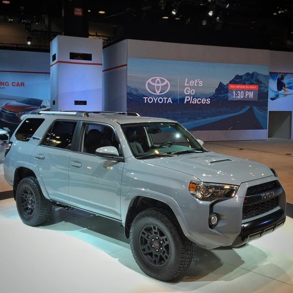 2017 4r trd pro new color for 2017 toyota 4runner forum. Black Bedroom Furniture Sets. Home Design Ideas