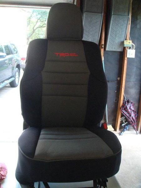 Wetokole Seat Covers Install Toyota 4runner Forum