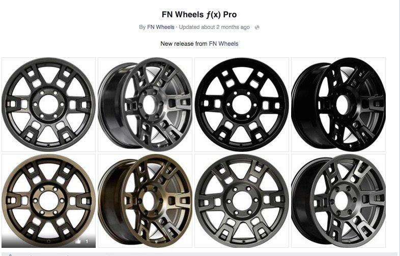 Fx Pro Wheel Toyota 4runner Forum 4runners Com