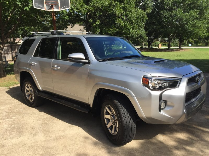 use toyota crossbars or re purpose my whispbars toyota 4runner forum. Black Bedroom Furniture Sets. Home Design Ideas