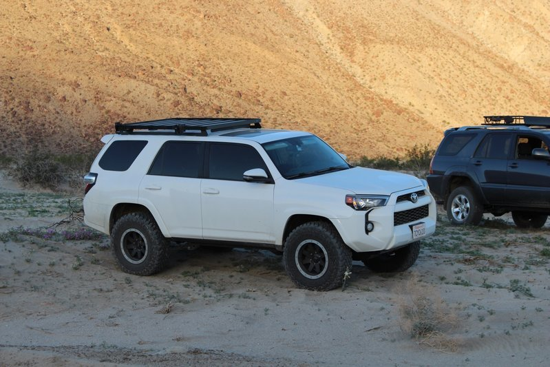 Biggest Tire With This Setup Toyota 4runner Forum