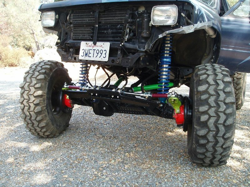 Toyota 3 Link Front Suspension Related Keywords